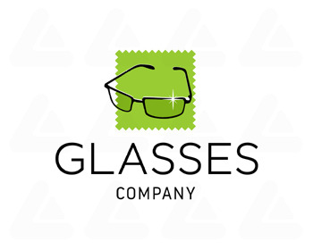 Logo design: Glasses