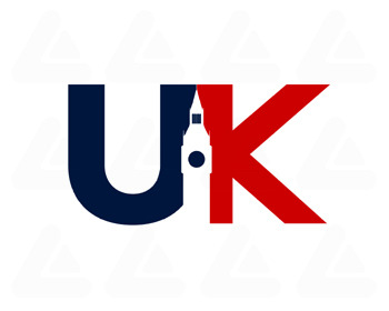 Logo design: UK