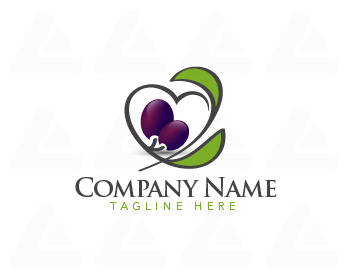 Ready made logo design: Olive Logo
