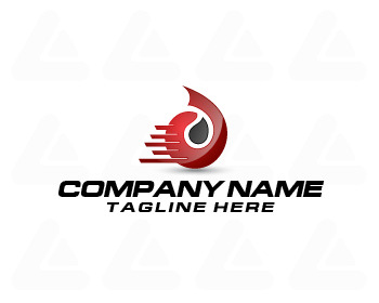 Ready made logo design: ActionOil_logo