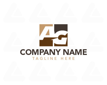Ready made logo design: AGStone_logo