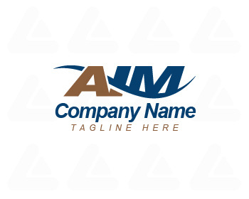 Logo design: AIM_logo
