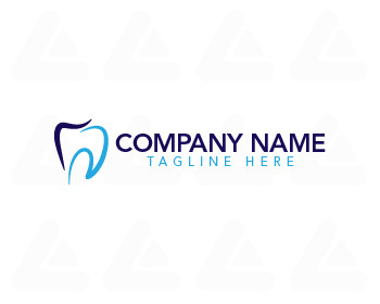 Ready made logo design: Dental_logo