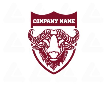 Ready made logo design: Bulls