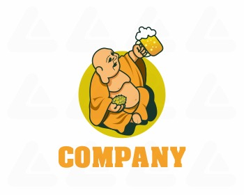 Ready made logo: brewery master