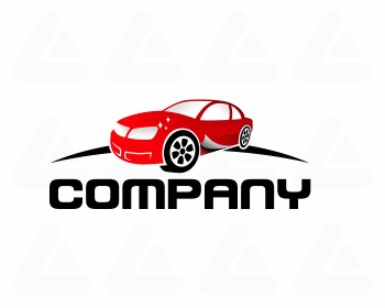 Logo design: car stickers