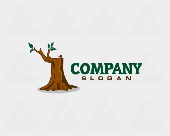 Ready made logo design: WOOD LOGO