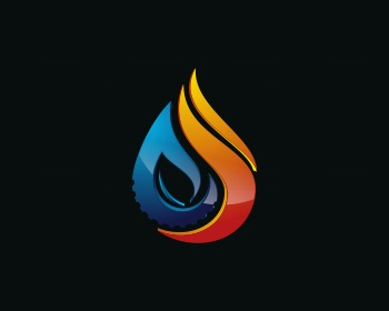 Logo design: FIRE MACHINE