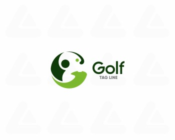 Ready made logo: Golf 2