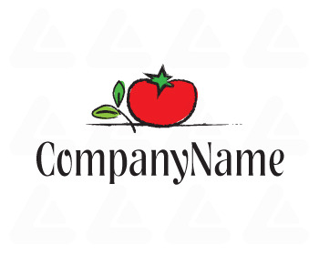Ready made logo design: Tomato