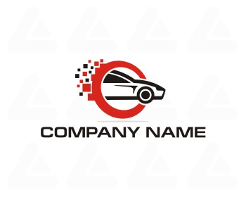 Ready made logo design: Auto Company