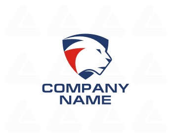 Ready made logo: Lion Company