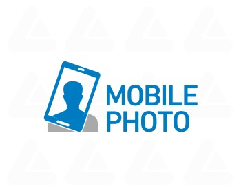 Ready made logo: Mobile Photo