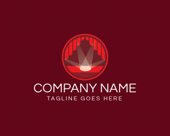 Ready made logo design: Theatre Logo