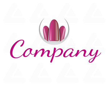 Logo pronto in vendita: Nails
