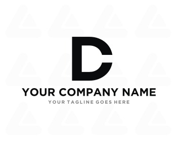 Ready made logo: DC