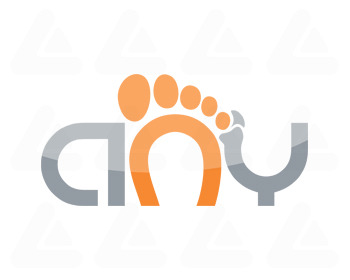 Ready made logo: Any - (Podiatry)