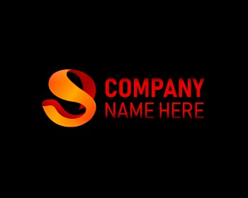 Ready made logo: Letter S logo design