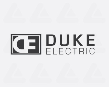 Fertige Logo: Duke Electric