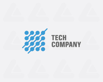 Ready made logo: Tech companty