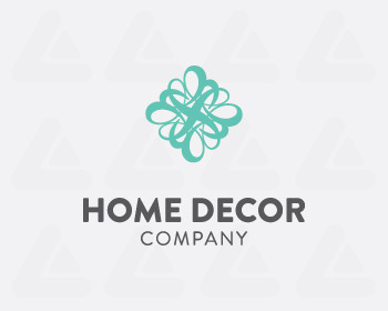 Ready made logo design: Home Decor