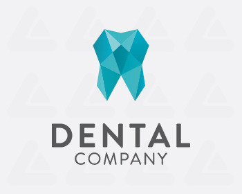 Fertige logo: Dental company