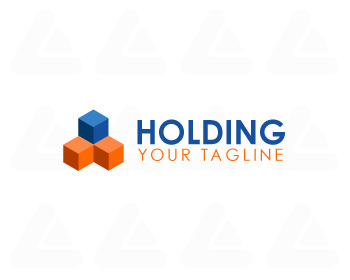 Ready made logo design: Holding Company Logo