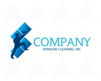 Logo design: Window Cleaning