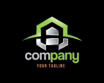 Ready made logo: A Tech Company