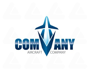 Ready made logo design: Aircraft Company