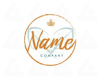 Logo design: Natural logo