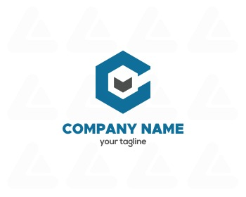 Ready made logo: CUBIC