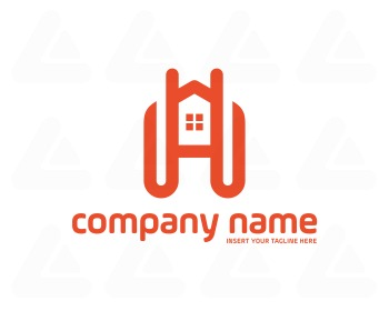 Ready made logo: HOME