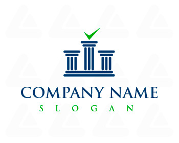 Logo design: legal 1