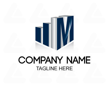 Ready made logo design: mega growth
