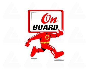 Logo design: board