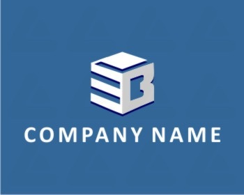 Logo design: box