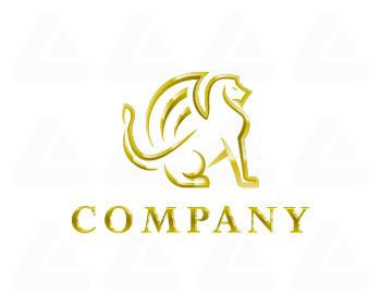 Logo pronto in vendita: lion