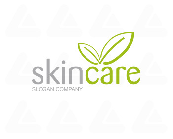 Ready made logo design: Skincare