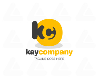 Ready made logo design: KC1