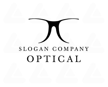Ready made logo design: Optical 1