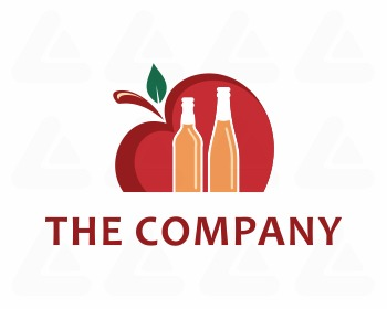 Ready made logo design: Fruit1