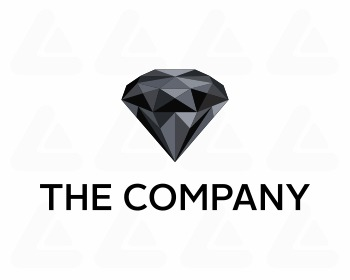 Ready made logo design: Diamond-1