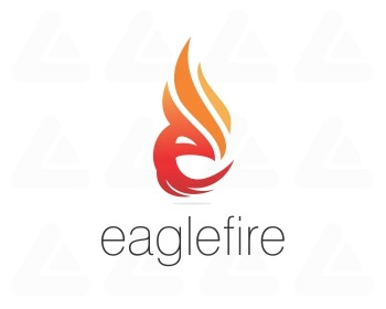 Ready made logo: Eagle
