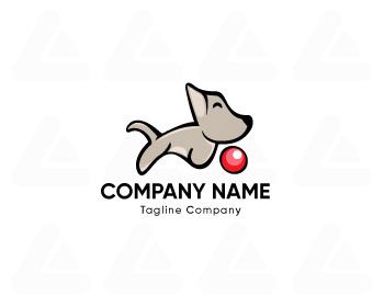 Ready made logo: funpuppy