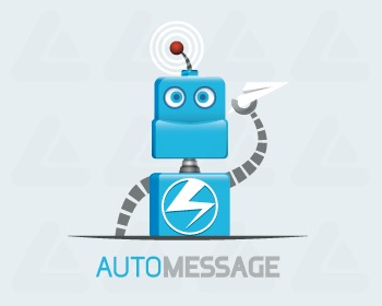Ready made logo design: AUTOMATICROBOT