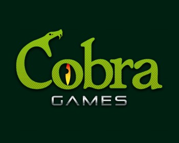 Logo design: COBRAGAMES