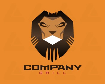 Ready made logo design: African Grill