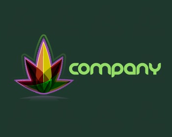 Fertige logo: CANNALF