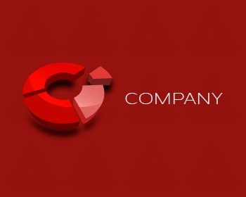Ready made logo: Cont red